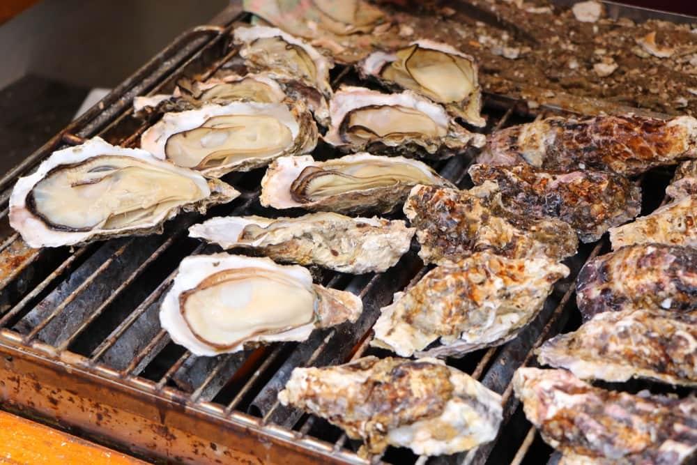 牡蠣小屋 かき 小屋 牡蠣 糸島 福岡 カキ 福岡牡蠣小屋 海鮮 船越 焼き牡蠣 オイスター 11