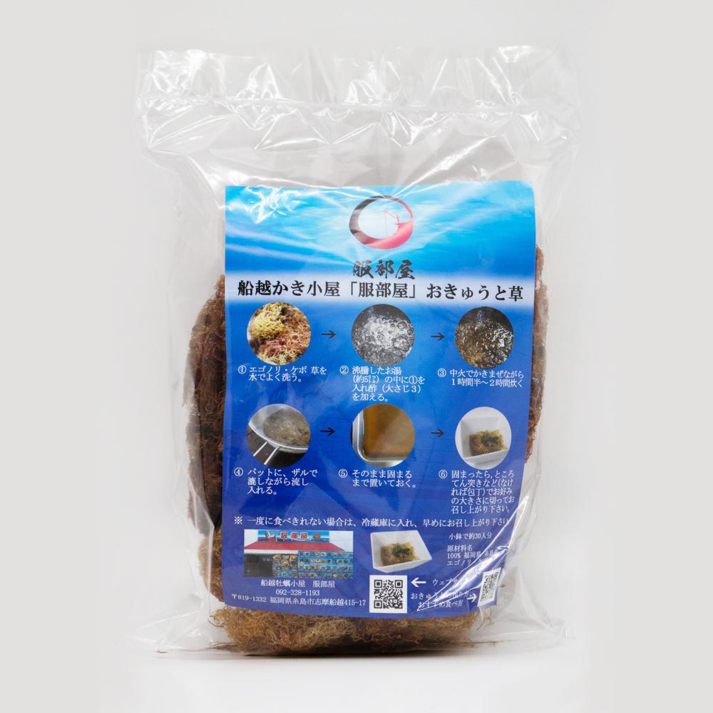 糸島 服部屋 牡蠣小屋 おきゅうと 九州 博多 福岡 名物