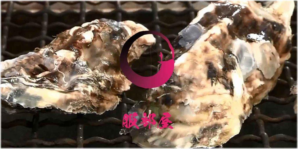 活牡蠣 糸島 船越 福岡 服部屋 人気 美味しい 牡蠣小屋 12